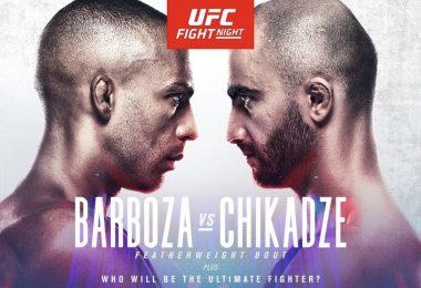 Risultati UFC: Barboza vs Chikadze. Di Chirico, che peccato! 4