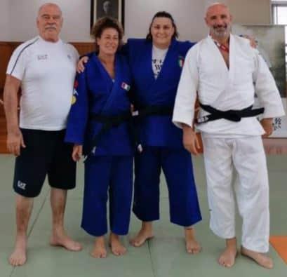 Bronzo di Carolina Costa e 7° posto di Matilde Lauria alle Paralimpiadi di judo 2021 8