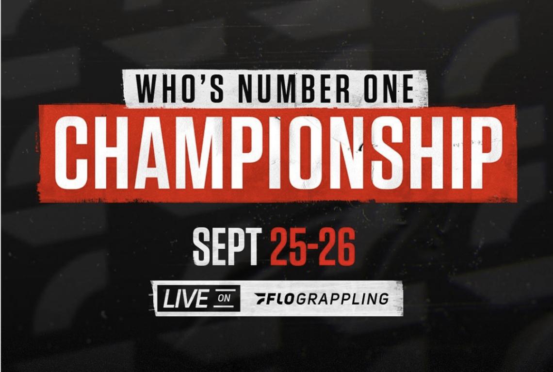 A Settembre debutta il FloGrappling WNO Championship, migliore torneo dell'anno? 1