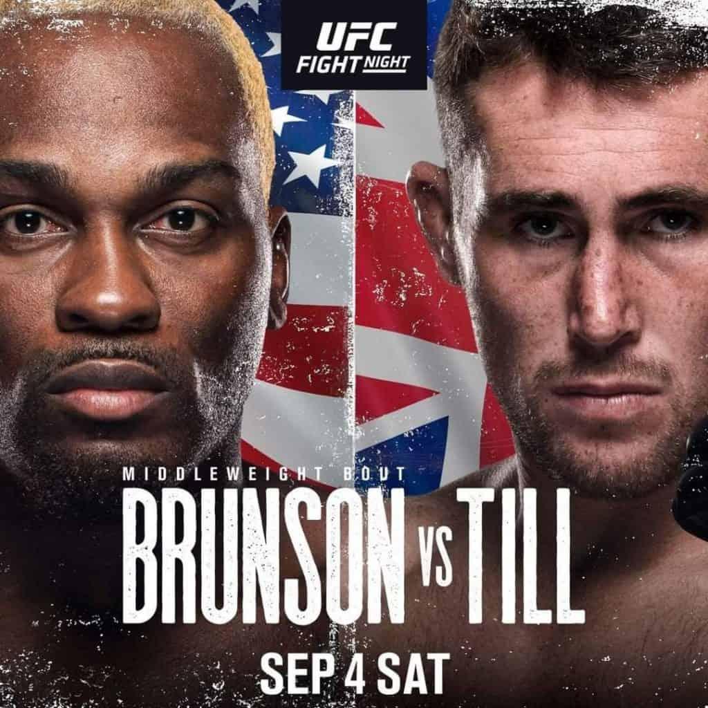 BRUNSON VS TILL