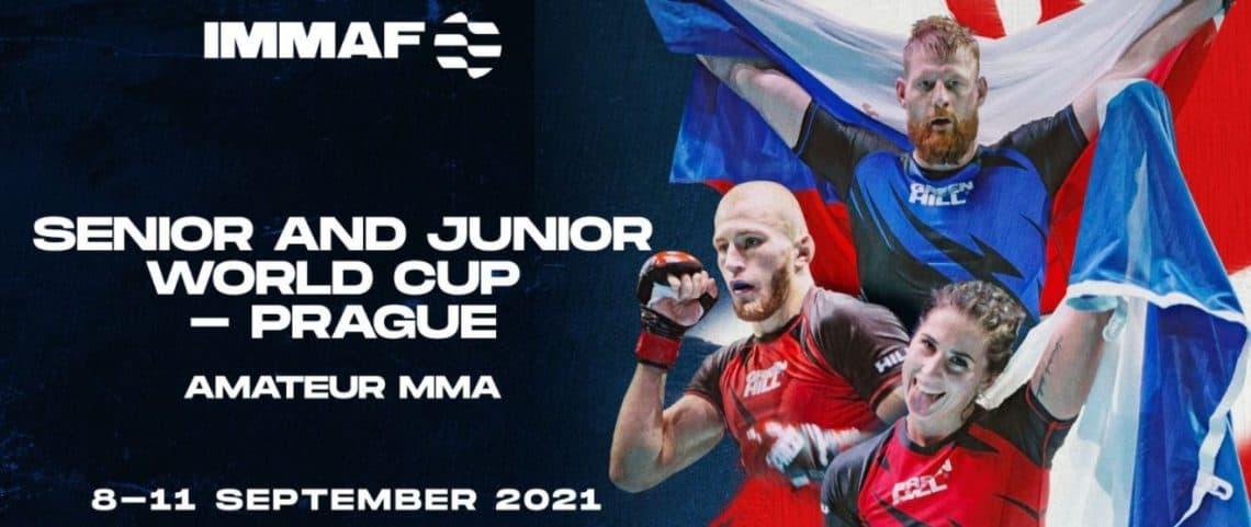 World cup junior e senior IMMAF Praga 2021 1
