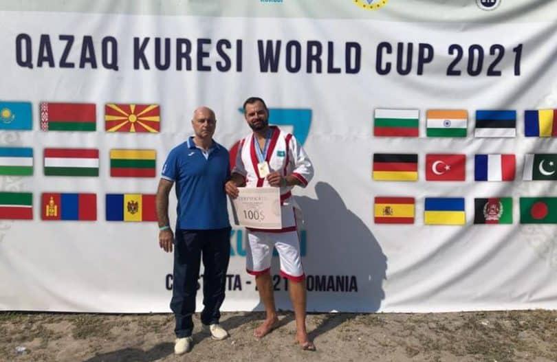 Bronzo per Alessio Pasciulli alla World Cup di Qazak Kuresi 2021 3