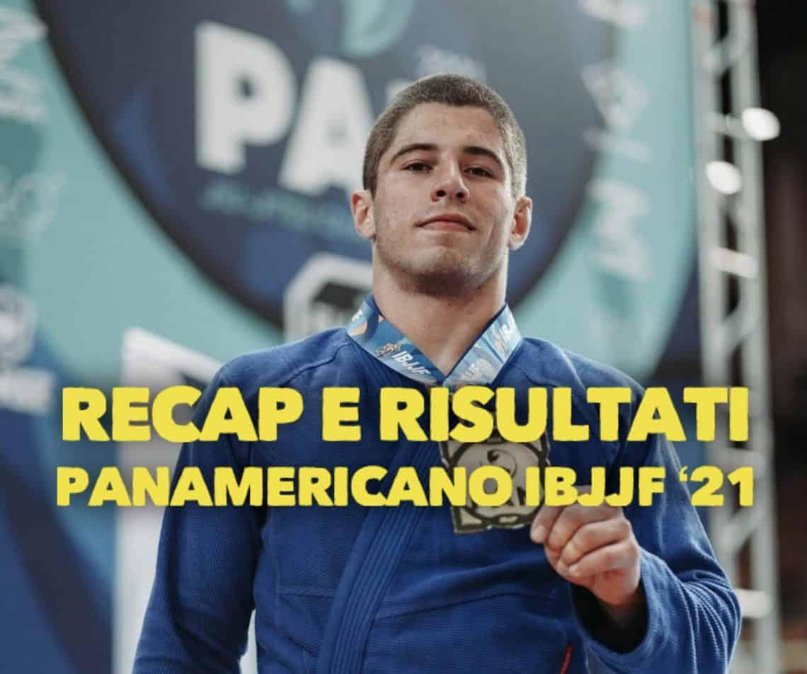Recap e risultati Panamericano IBJJF 2021 1