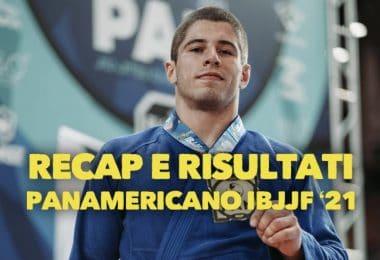 Recap e risultati Panamericano IBJJF 2021 4