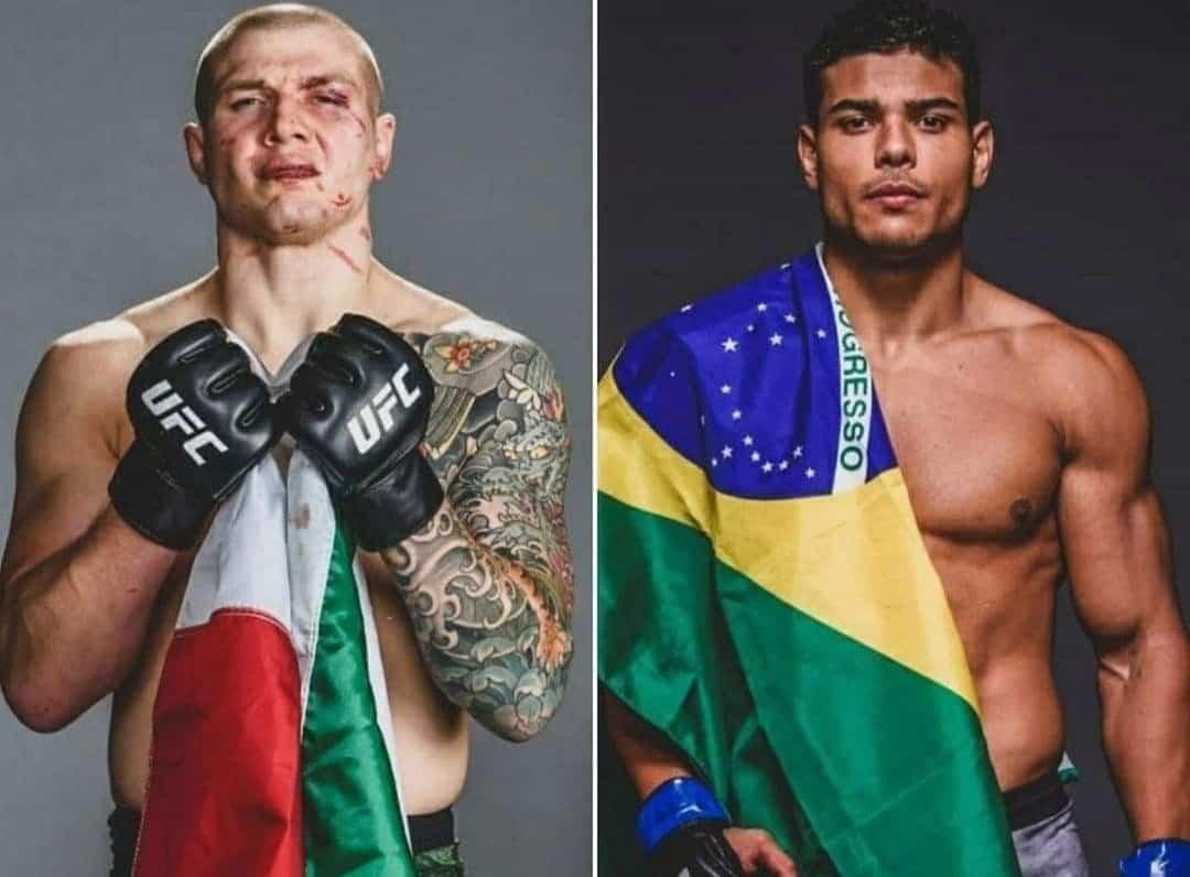 UFC Fight Night 196: Costa vs. Vettori
