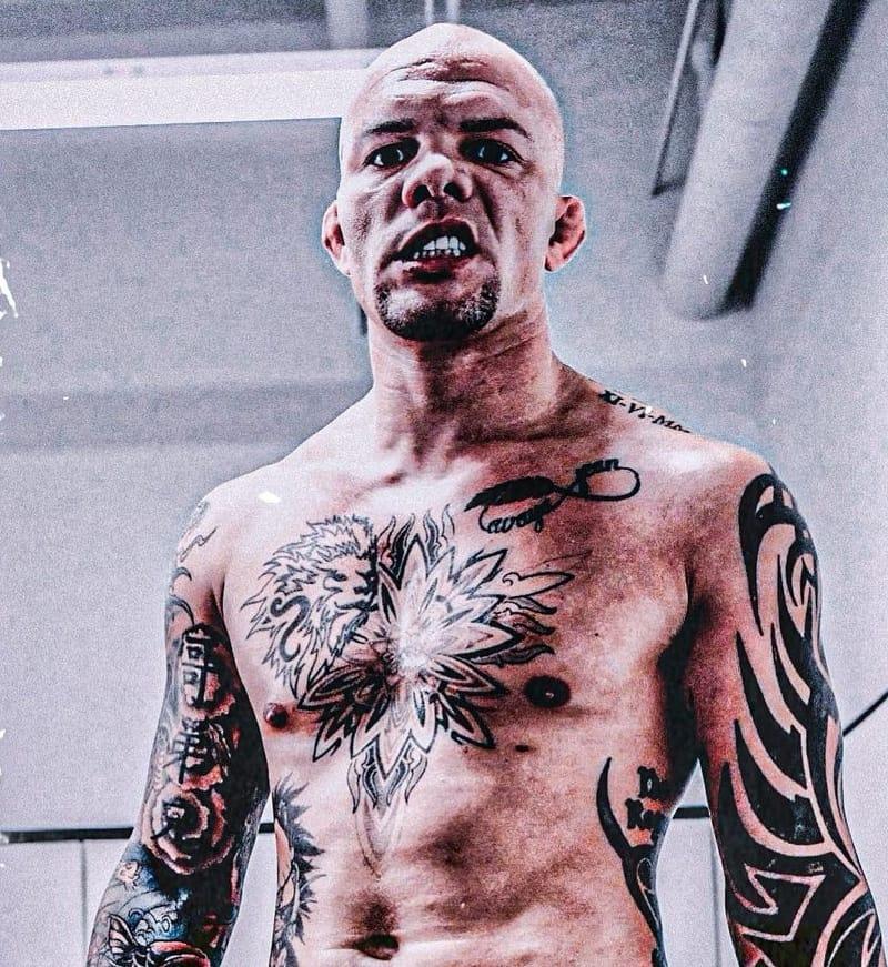 Smith vs Spann - UFC fight night 192