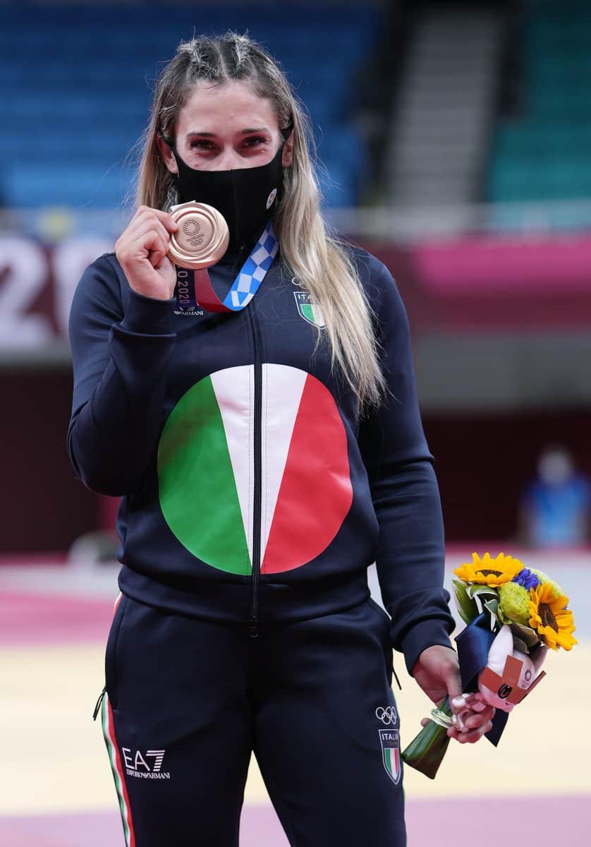 Intervista a Maria Centracchio post-Olimpiadi 1