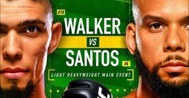 Santos vs. Walker
