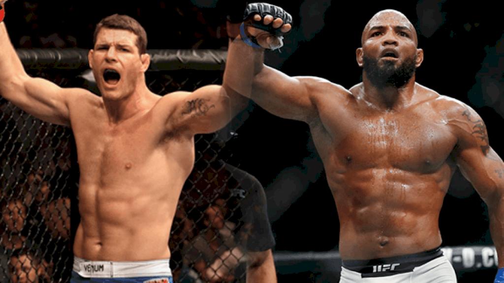 I combattimenti che tutti avrebbero voluto vedere...MAI accaduti in UFC (2021) 1