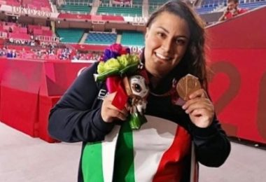Intervista a Carolina Costa post-Paralimpiadi 2