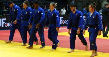 Buona l'Italia junior ai Mondiali di judo a Olbia 2021 8