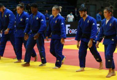Buona l'Italia junior ai Mondiali di judo a Olbia 2021 25