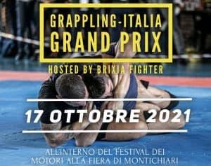 Grappling-Italia Grand Prix: partecipanti, orari e info 2
