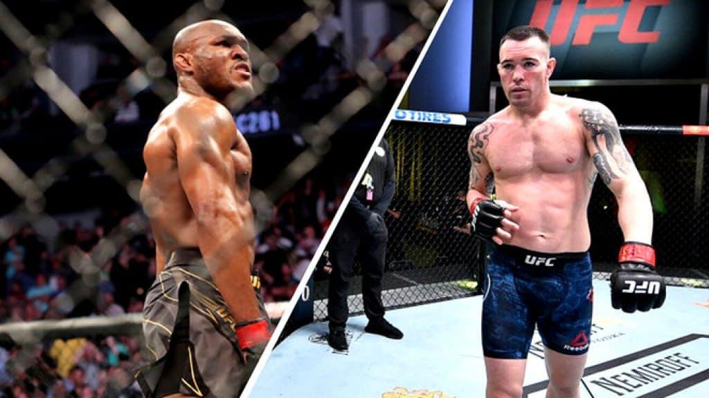 UFC 268: Usman vs Covington 2