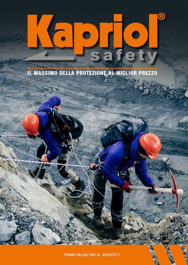 Volantino Kapriol Safety - Valido fino al 30-09-2017