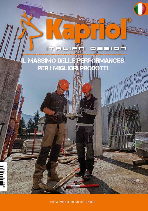 Volantino Kapriol - Validità estesa fino al 31-10-2018