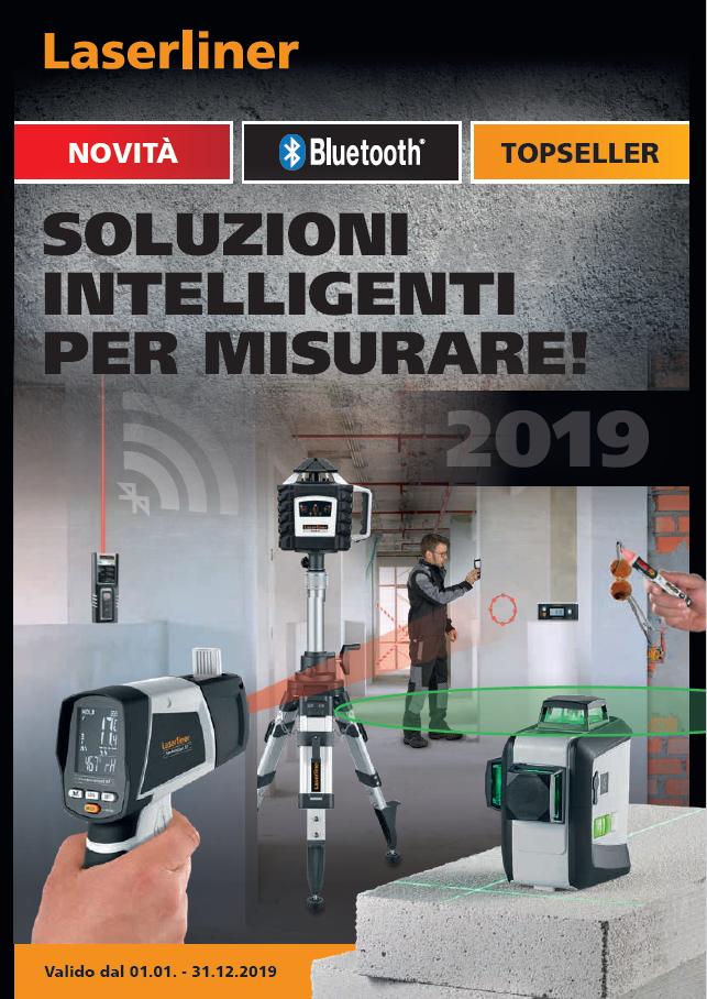 Volantino Laserliner - Promozioni 2019