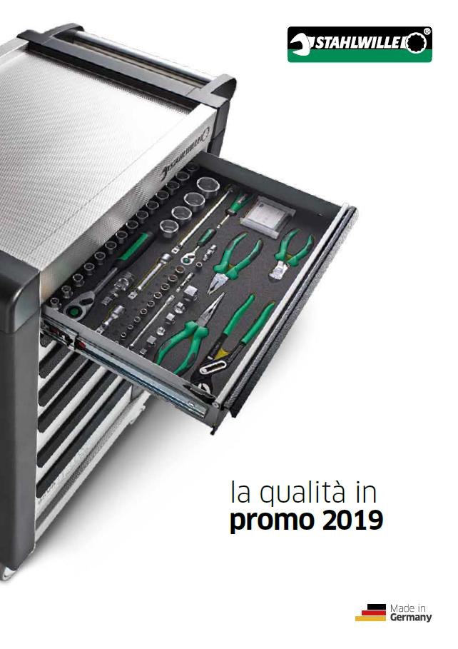 Volantino Stahlwille - Promozioni 2019