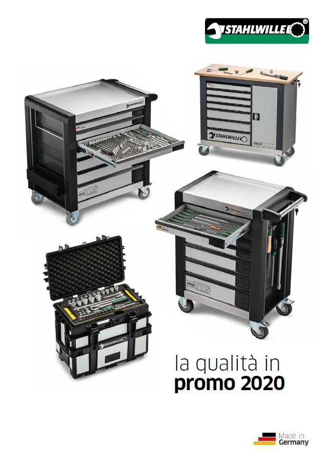 STAHLWILLE - Promozioni 2020