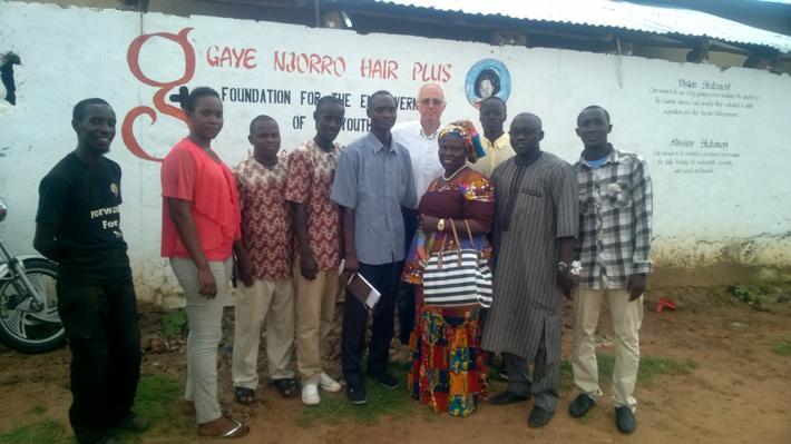 Gaye Njorro Skill Academy – Gambia - cover