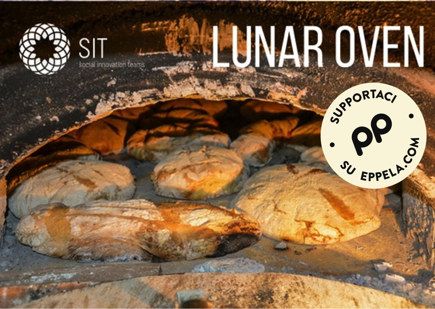 CROWDFUNDING LUNAR OVEN - cover