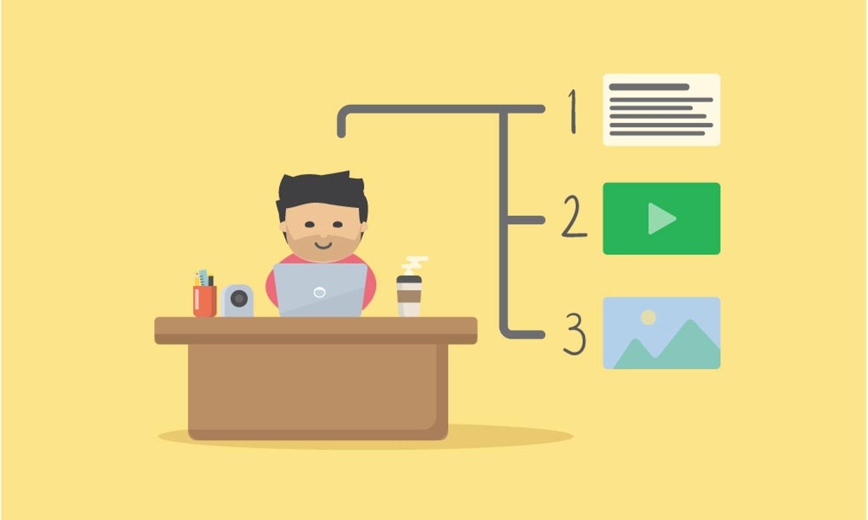 Come aumentare le visite del tuo sito: i pilastri per una content strategy efficace - cover