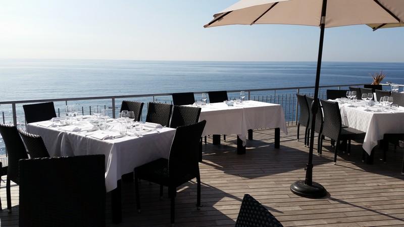 ristorante panoramico genova