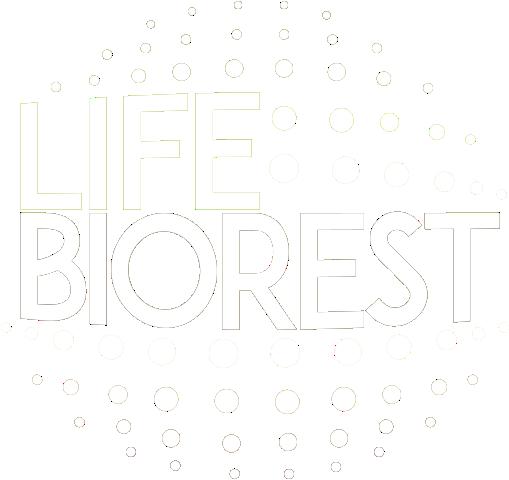 lifebiorest logo white