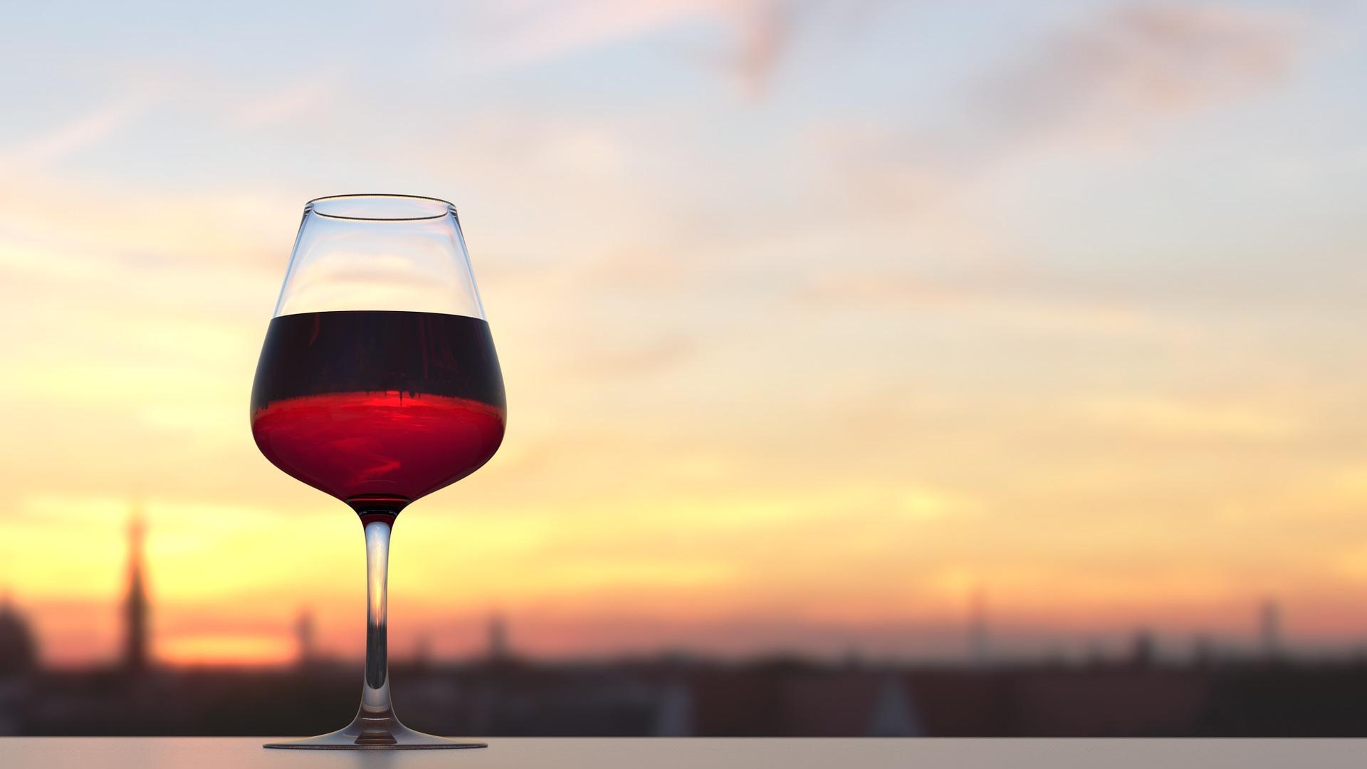 Dal campo al calice di vino - cover