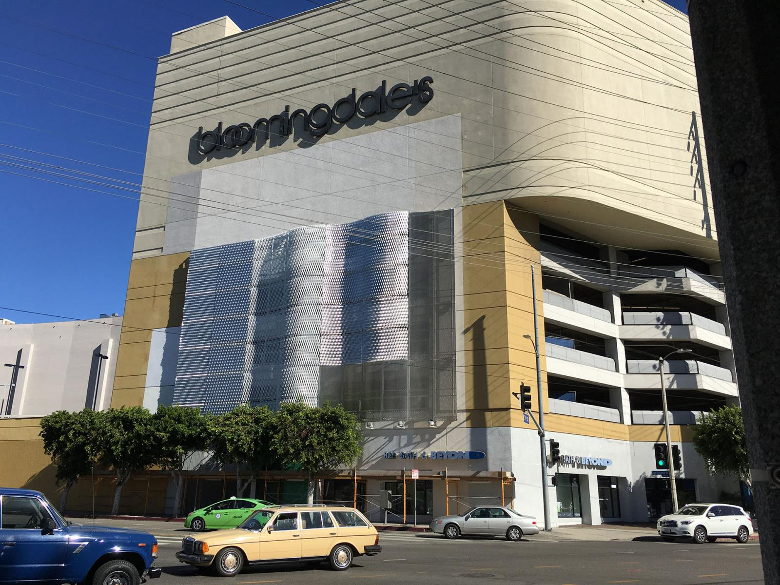 WIP - Beverly Center