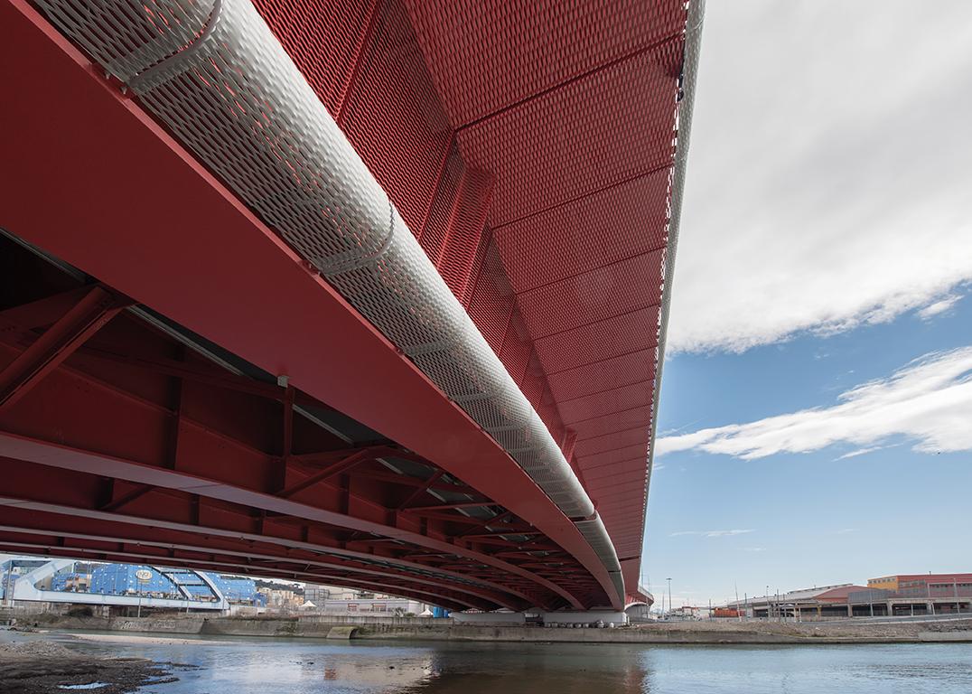 Ponte sul fiume Polcevera