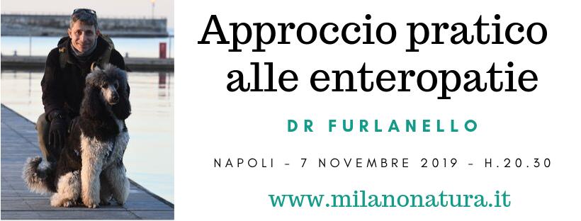 NAPOLI - Approccio pratico alle enteropatie croniche