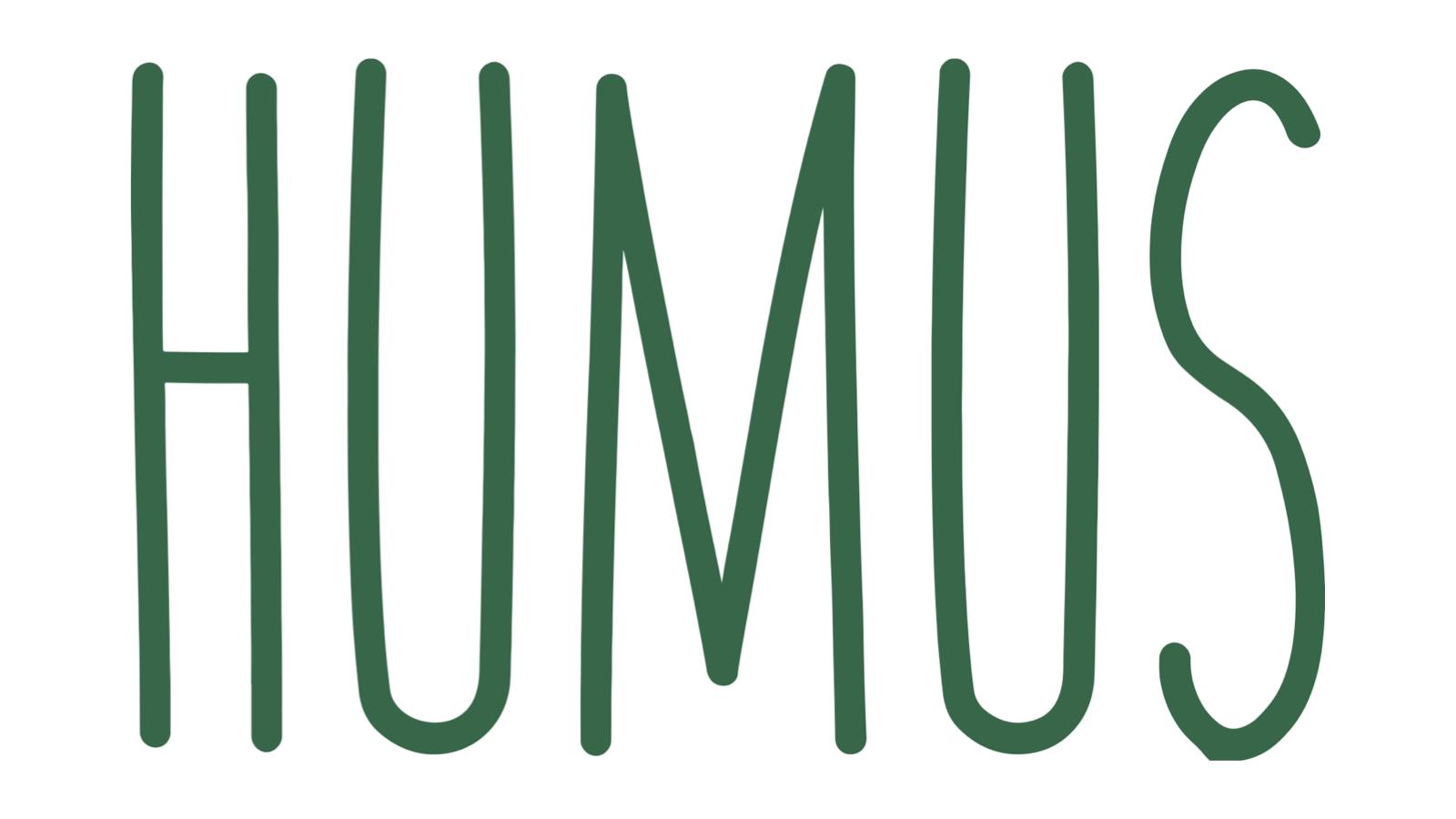 HUMUS - cover