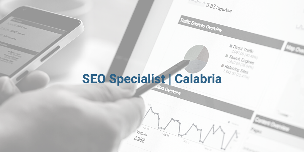 SEO SPECIALIST - cover