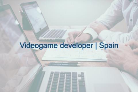 Videogame Developer - cover