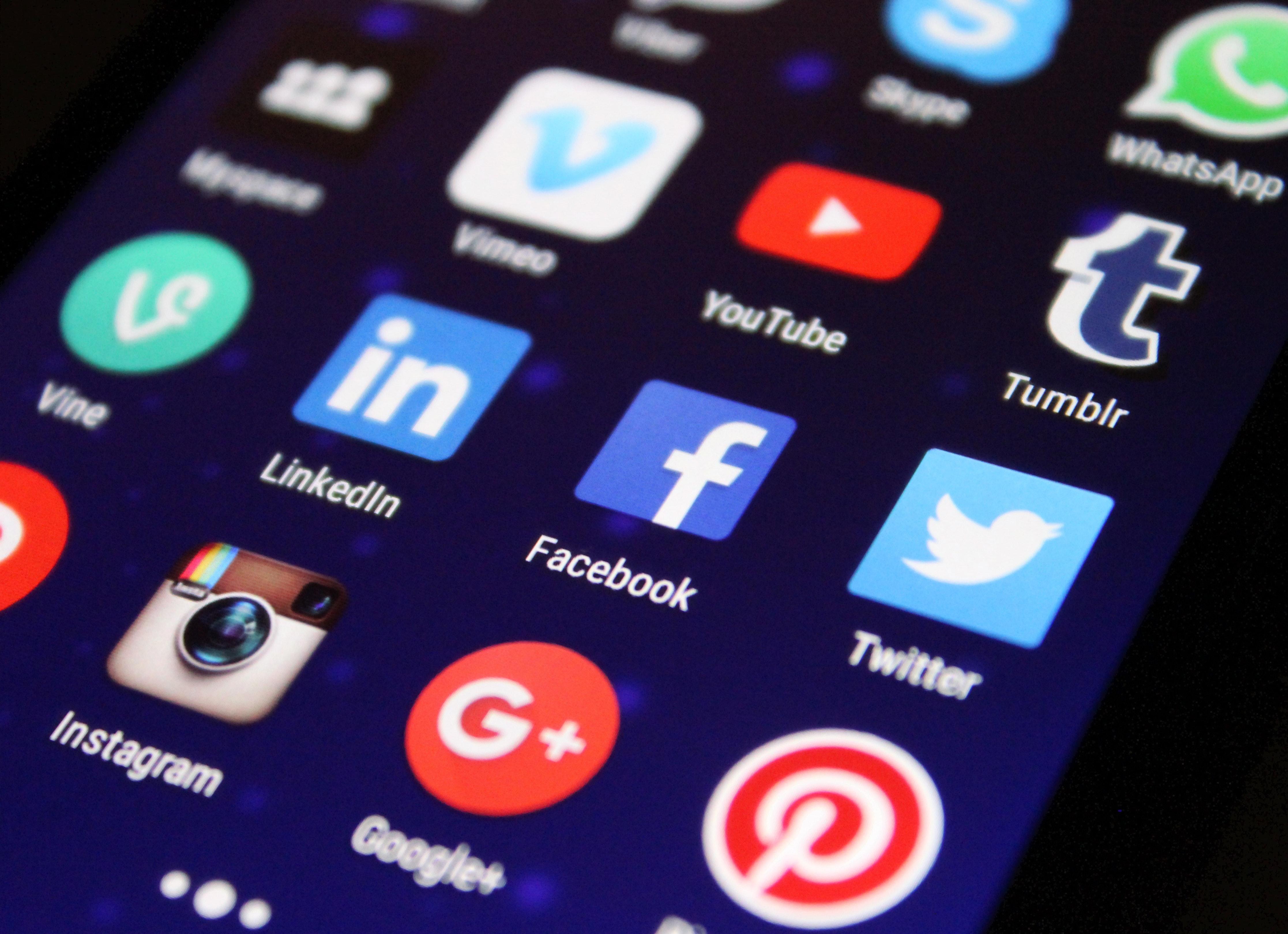 Was man vor der Werbung in sozialen Medien wissen sollte