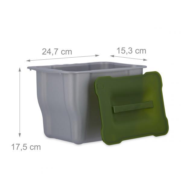 Abfallbehälter für die Küche (15327070) - Restposten.de