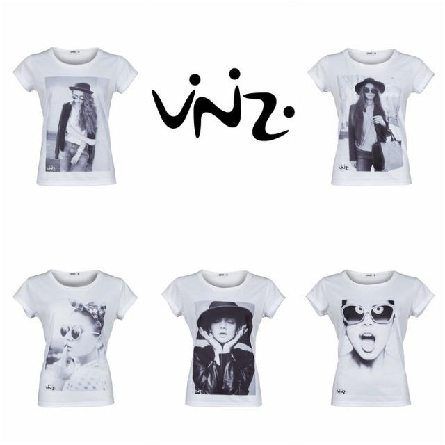 Vinizi Damen T-Shirt Mix