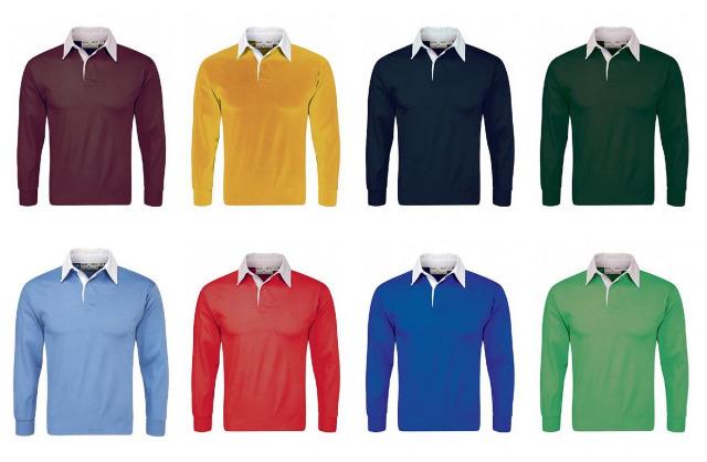 Herren Jungen Polo Shirt Langarm Poloshirt Longsleeve Polos Restposten Mix Mode Kleidung Großhandel