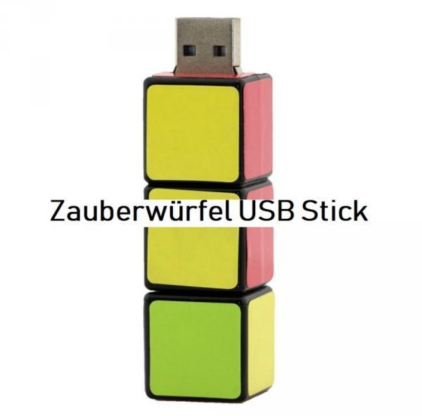 1GB USB Stick Memory Flash Drive 2.0 Zauberwürfel