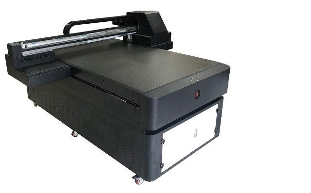 UV Drucker A1* Weiß + Farbig Lack Druckfläche 100cmx150cm 80mm