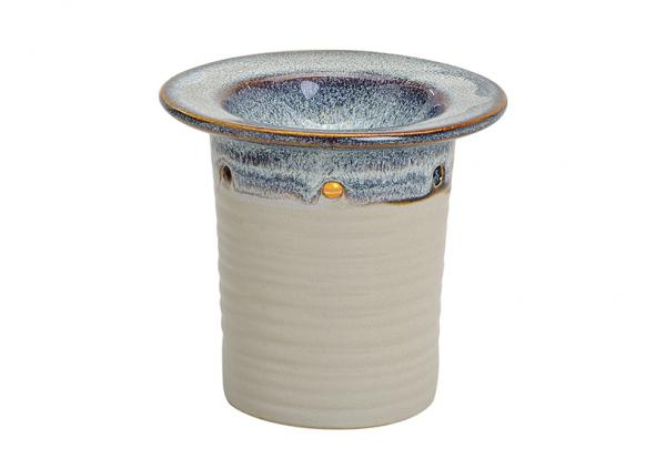 Duftlampe aus Keramik, B12 x H12 cm