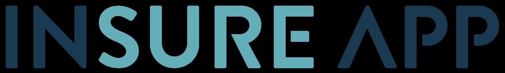 Insure app logo dark