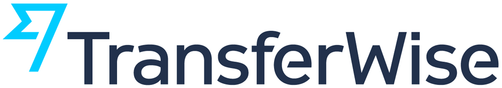 Transferwise logo detail