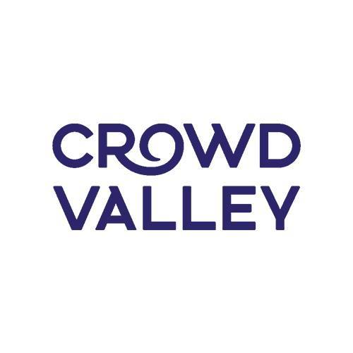 New crowdvalley logo