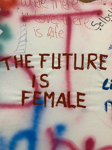 PARCE QUE NOUS SOUTENONS LE LEADERSHIP DES FEMMES