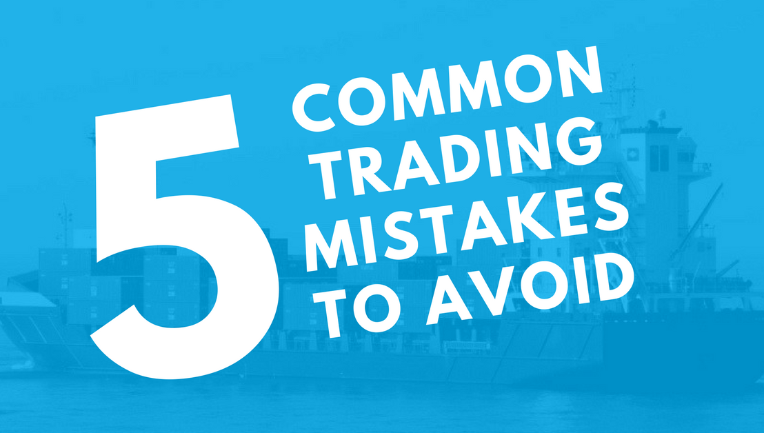 5 Trading Mistakes