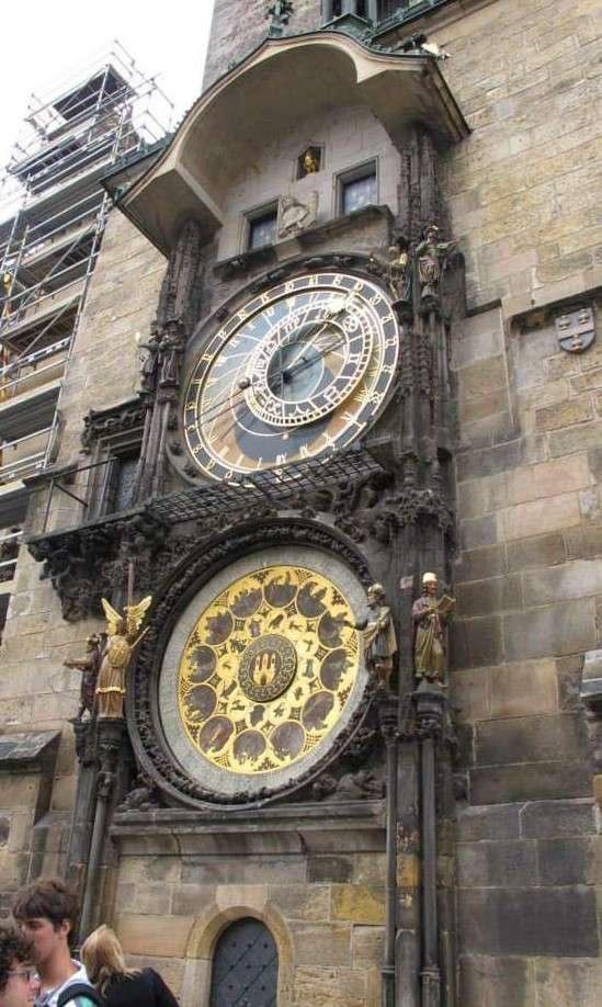 Reloj Astronómico de Praga (Pražský orloj)