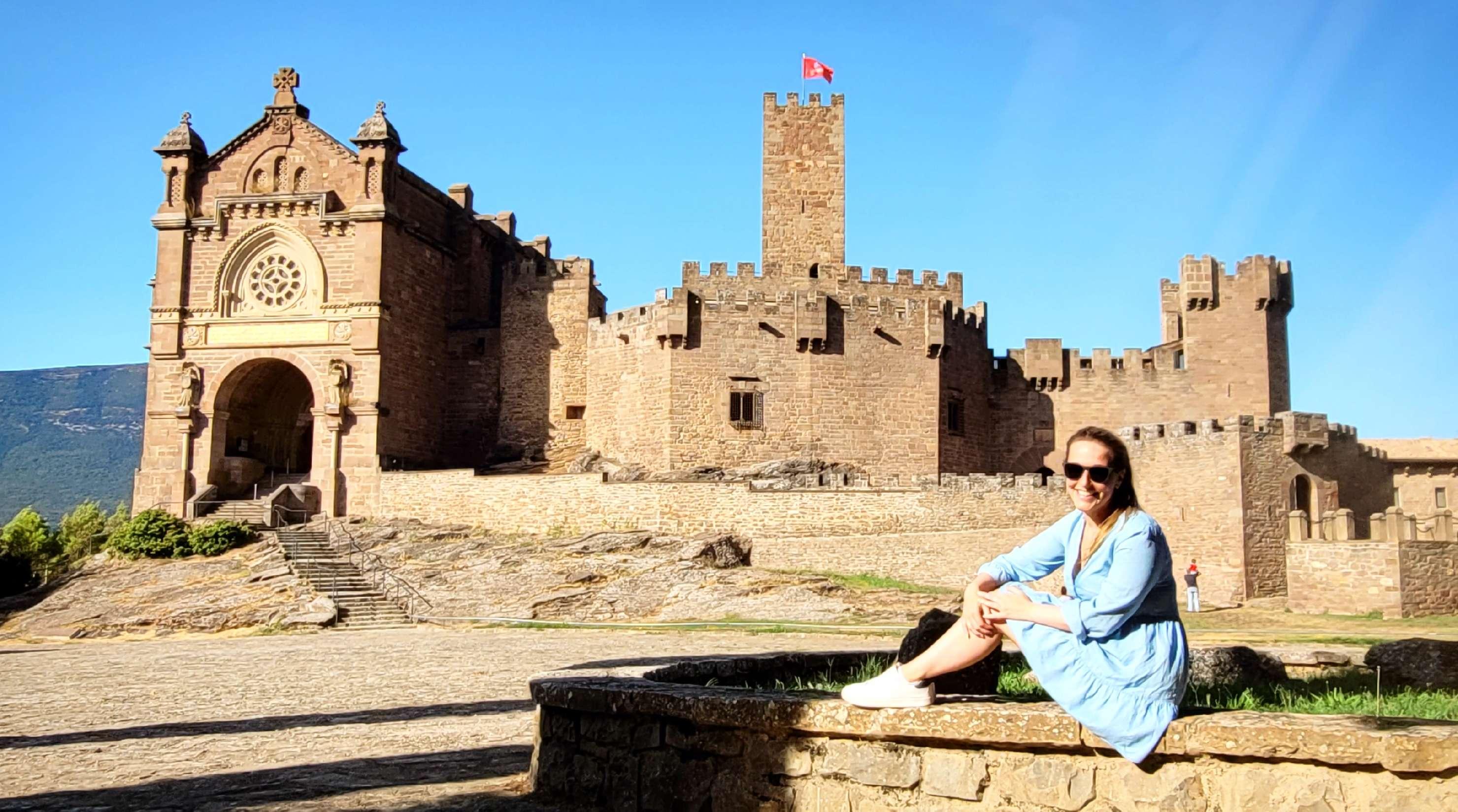 Castillo museo de Javier