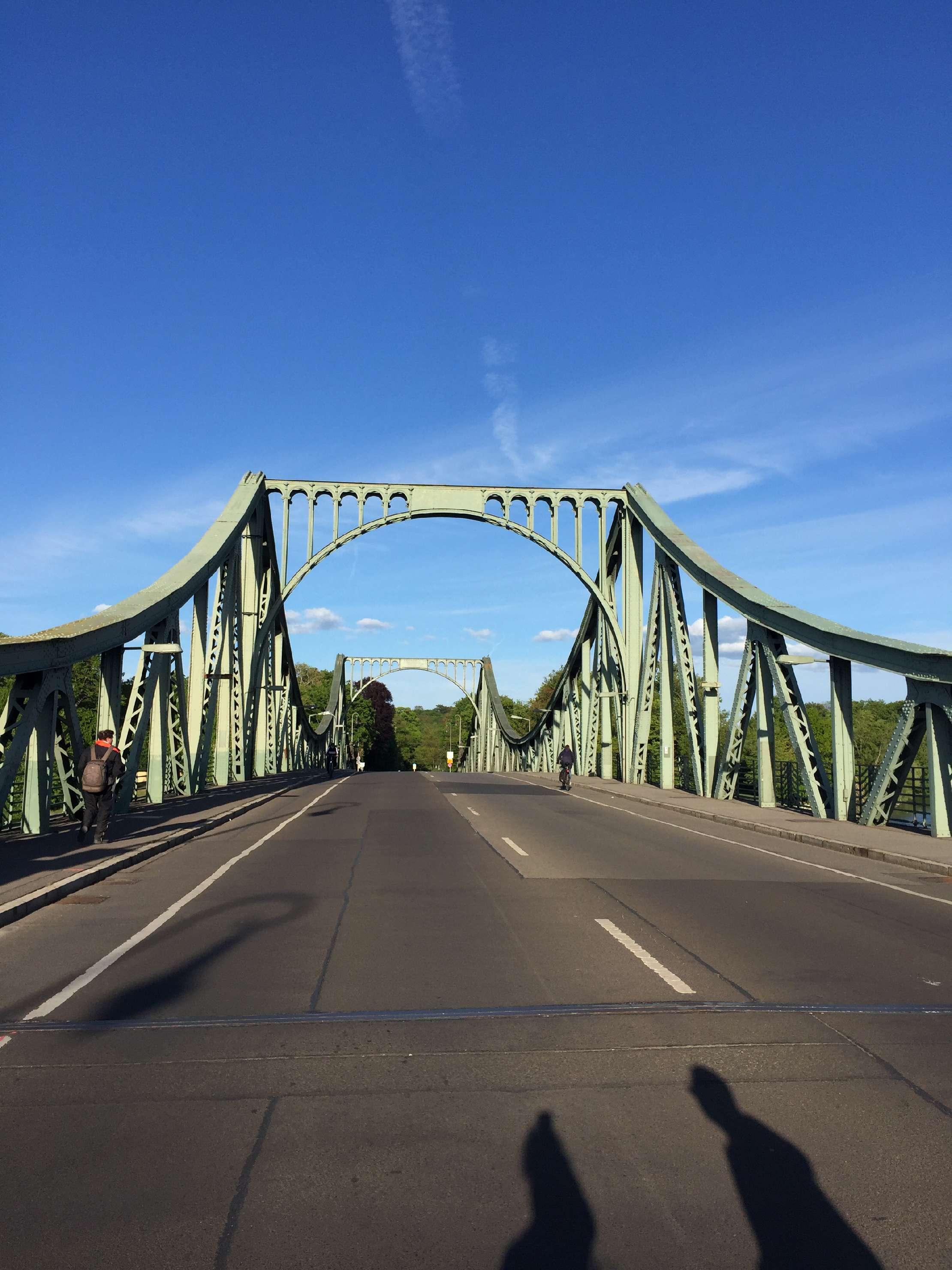 El puente de los espías Königstraße, 14109 Berlin, Alemania
